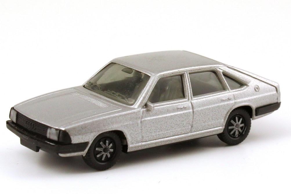 Foto 1:87 Audi 100 GL 5E Avant silber-met. herpa 3011