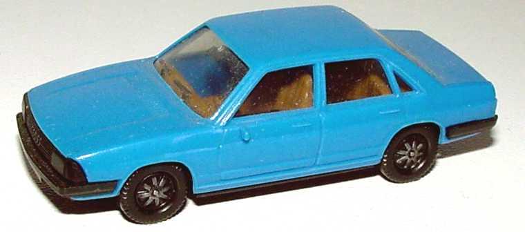 Foto 1:87 Audi 100 GL 5E azurblau herpa 2004