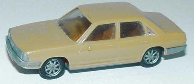 Foto 1:87 Audi 100 GL 5E beige (Boden grau) herpa 2004
