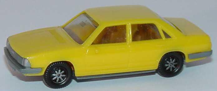 Foto 1:87 Audi 100 GL 5E gelb herpa 2004