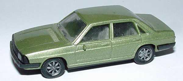 Foto 1:87 Audi 100 GL 5E hellolivgrün-met. herpa 3004
