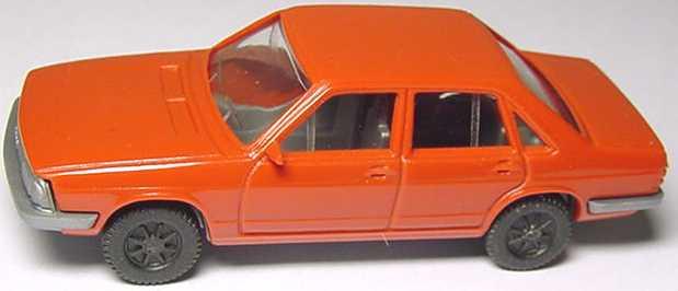 Foto 1:87 Audi 100 GL 5E karminrot Fleischmann