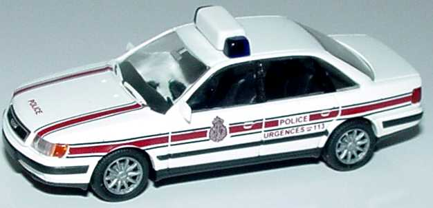 Foto 1:87 Audi 100 (C4) Police (Luxemburg) Rietze 50425
