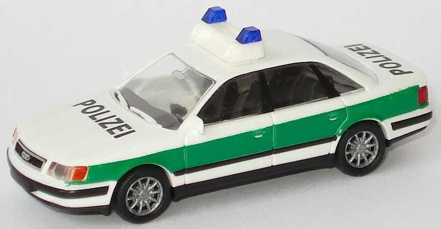 Foto 1:87 Audi 100 (C4) Polizei Bayern Rietze 50422