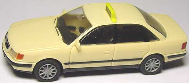 Foto 1:87 Audi 100 (C4) Taxi (Speichenfelgen) Rietze 30420