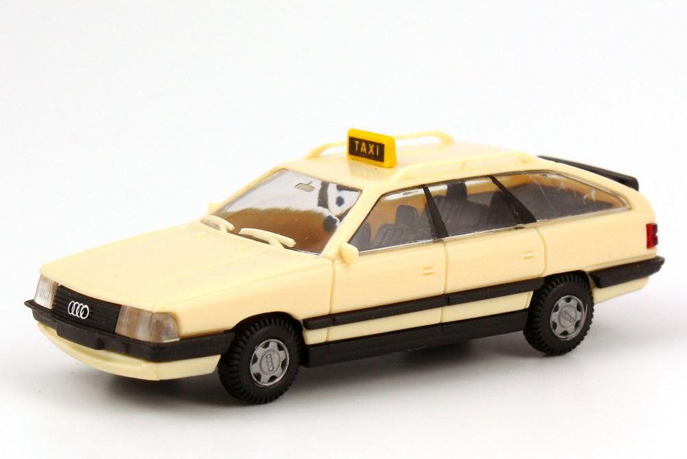 Foto 1:87 Audi 200 Avant (C3) Taxi Rietze 30250