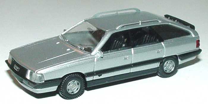 Foto 1:87 Audi 200 Avant silber-met. Rietze