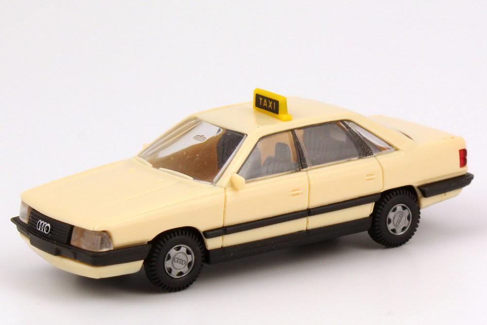 Foto 1:87 Audi 200 (C3) Taxi Rietze