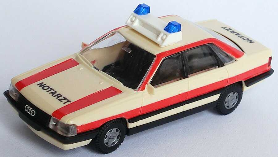Foto 1:87 Audi 200 Notarzt Rietze