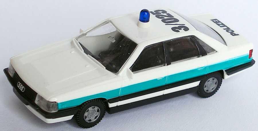 Foto 1:87 Audi 200 Polizei bayrisch 3/025 Rietze