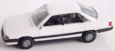 Foto 1:87 Audi 200 weiß Rietze