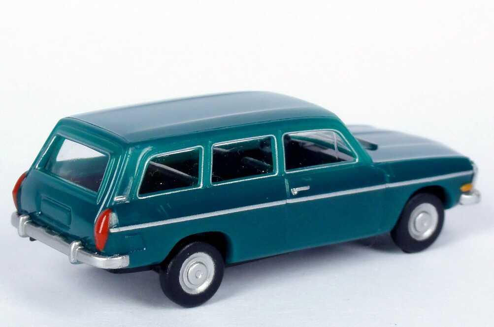 Foto 1:87 Audi 60 Avant dunkelgrün Magic 451581