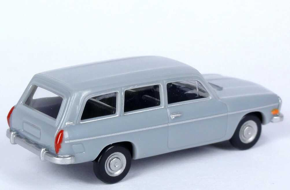 Foto 1:87 Audi 60 Avant grau Magic 451581