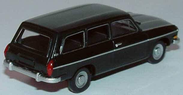 Foto 1:87 Audi 60 Avant schwarz Magic 451581