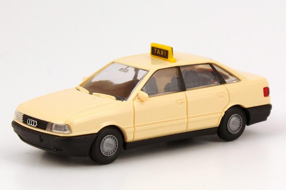 Foto 1:87 Audi 80 (B3) Taxi Rietze 30320