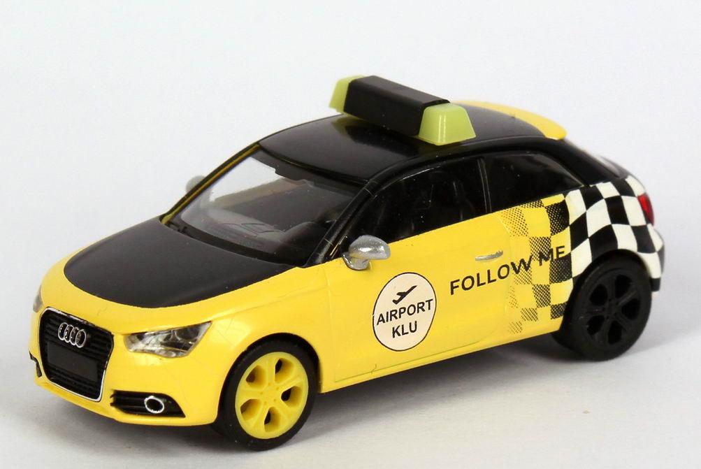 Foto 1:87 Audi A1 Studie Follow Me herpa 024594