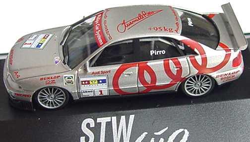 Foto 1:87 Audi A4 STW 1997 Audi Sport Nr.1, Pirro herpa 037402