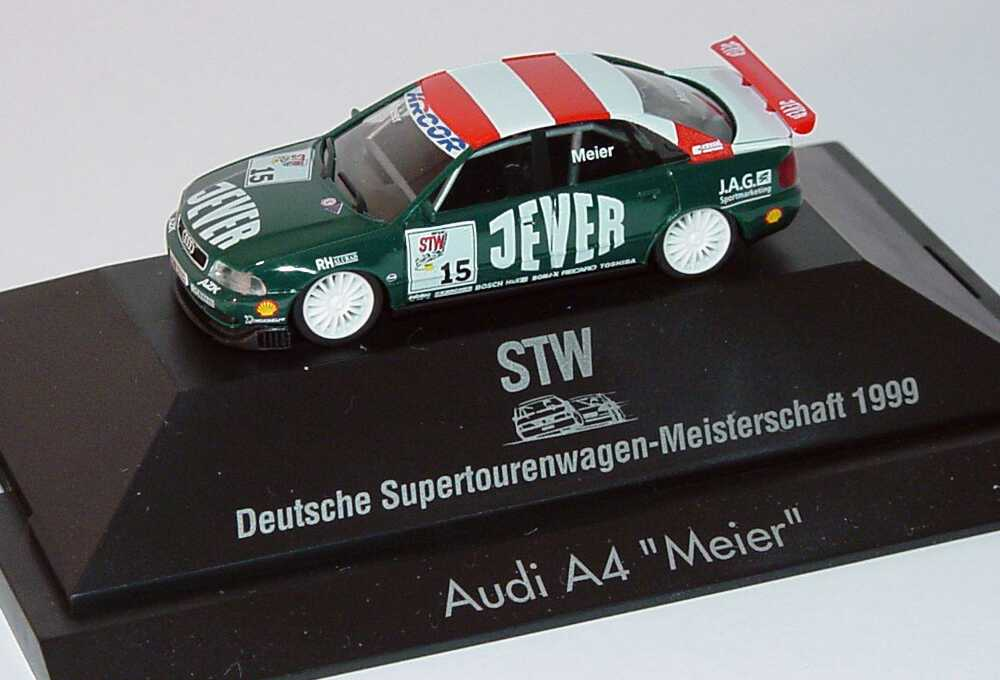 Foto 1:87 Audi A4 STW 1999 Jever Nr.15, Meier herpa 037792
