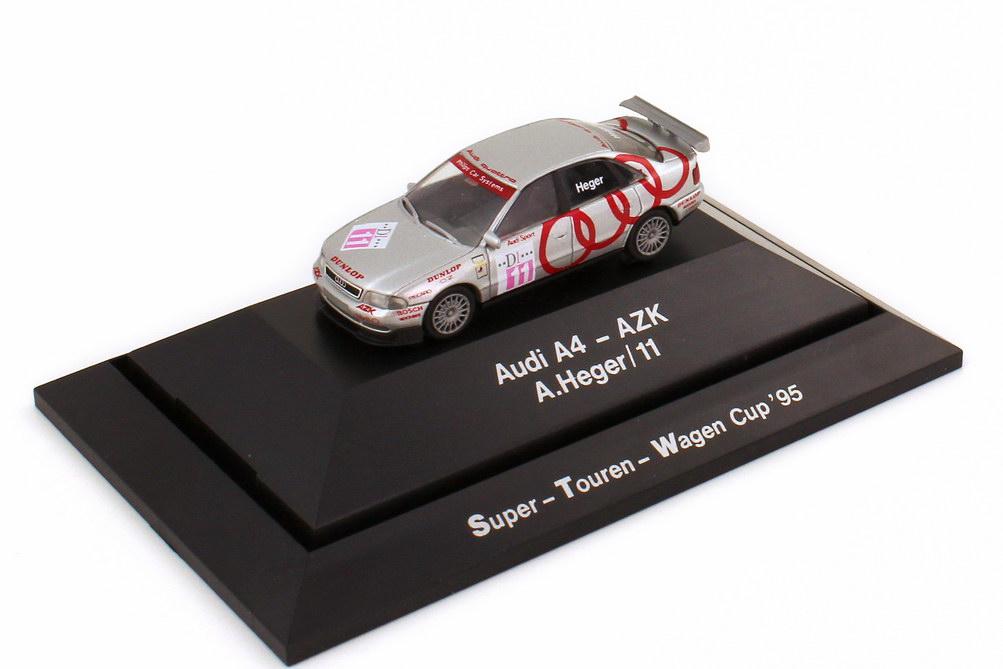 Foto 1:87 Audi A4 STW Cup 1995 Team AZK Nr.11, Altfrid Heger Rietze 90129