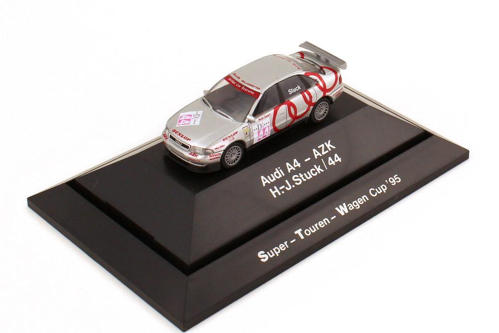 Foto 1:87 Audi A4 STW Cup 1995 Team AZK Nr.44, Hans-Joachim Stuck Rietze