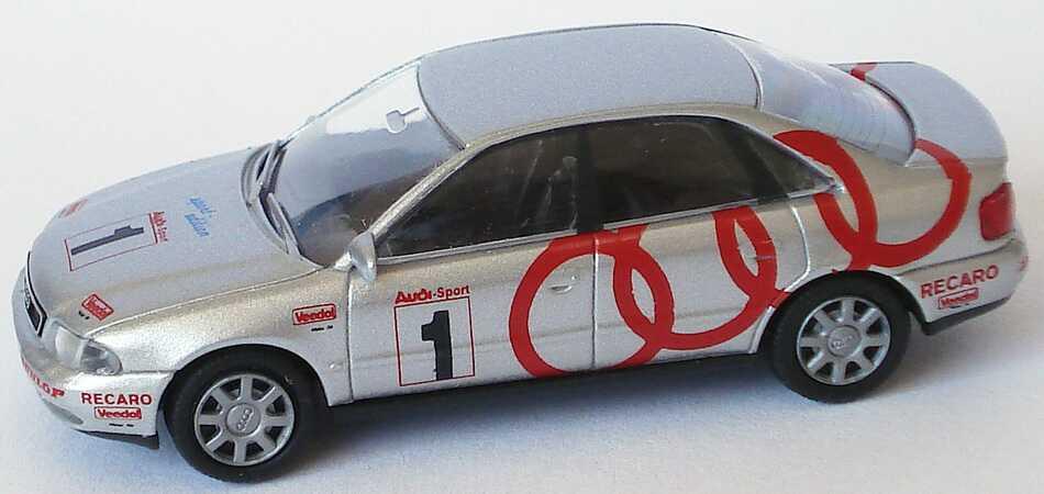 Foto 1:87 Audi A4 (B5) Sport Edition, Nr.1 Rietze
