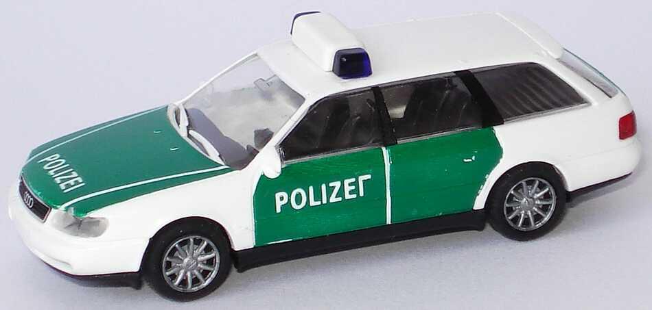 Foto 1:87 Audi A6 Avant (C4) Polizei Rietze 50670