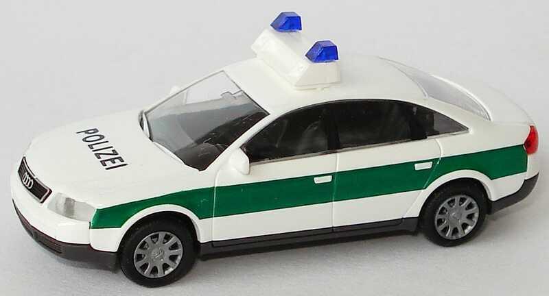 Foto 1:87 Audi A6 (C5) Polizei Bayern Rietze 50900