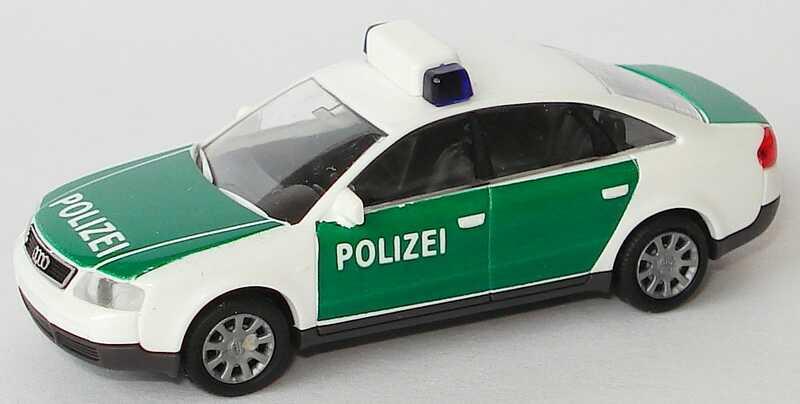 Foto 1:87 Audi A6 (C5) Polizei Rietze