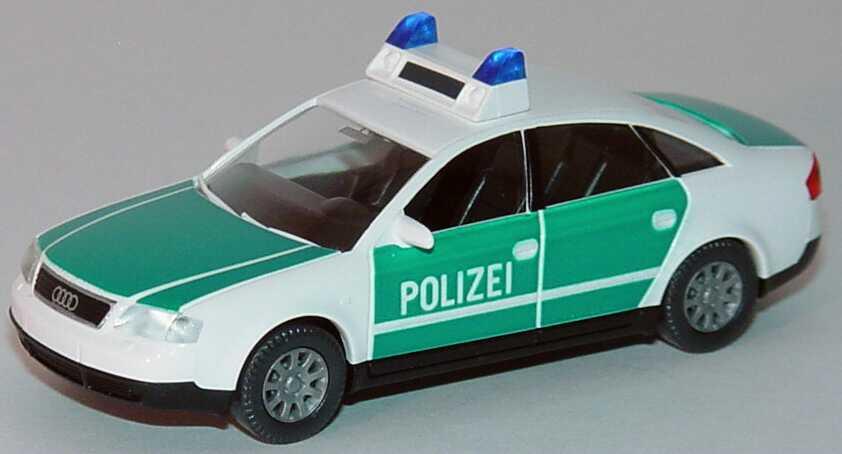 Foto 1:87 Audi A6 (C5) Polizei Wiking 10414
