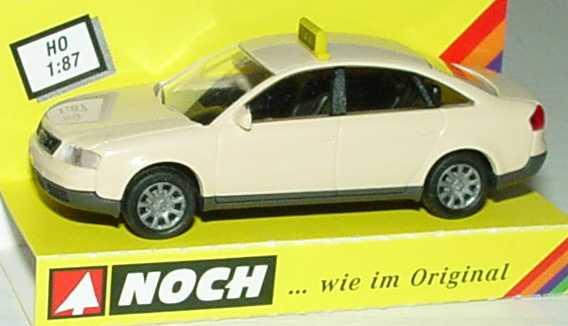 Foto 1:87 Audi A6 (C5) Taxi (Noch-Modell) Rietze Noch18022