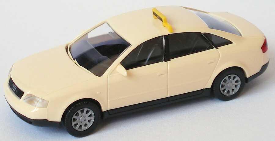 Foto 1:87 Audi A6 (C5) Taxi Wiking 14910