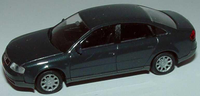 Foto 1:87 Audi A6 (C5) anthrazit Rietze 10900