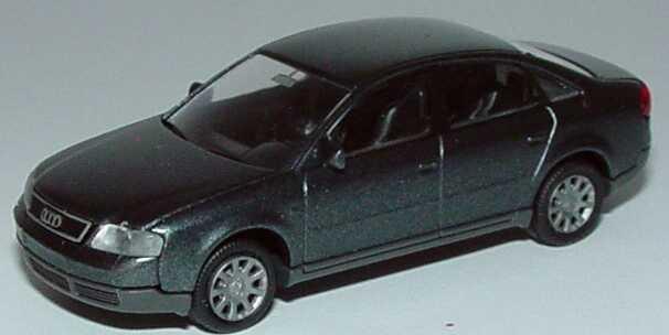 Foto 1:87 Audi A6 (C5) dunkelgrau-met. Rietze 20900