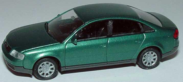 Foto 1:87 Audi A6 (C5) lagunengrün-met. Rietze 20900