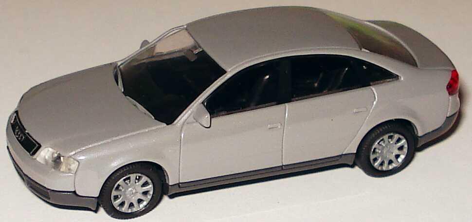 Foto 1:87 Audi A6 (C5) silbergrau-met. Rietze 20900