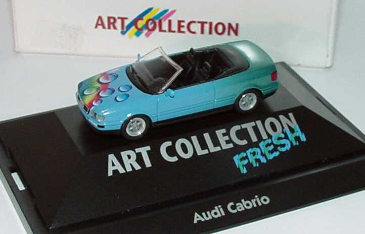Foto 1:87 Audi Cabrio Fresh (Art Collection) herpa 045025