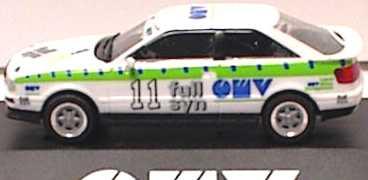 Foto 1:87 Audi Coupé S2 OMV full syn Nr. 11 Rudi Stohl - herpa