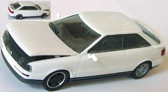 Foto 1:87 Audi Coupé perlmutt-met. (oV, defekt) herpa