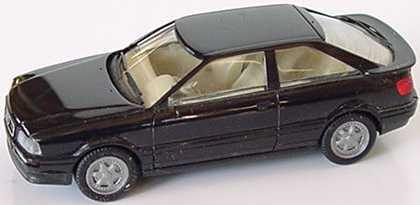 Foto 1:87 Audi Coupé schwarz herpa