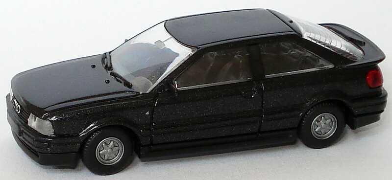 Foto 1:87 Audi Coupé schwarz-met. Rietze 20300