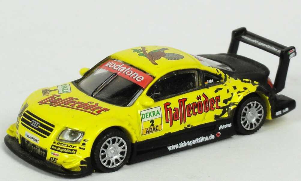 Foto 1:87 Audi TT-R DTM 2003 Hasseröder Nr.2, Abt Schuco