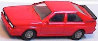 Foto 1:87 Audi quattro tornadorot (bemalt) herpa 2044