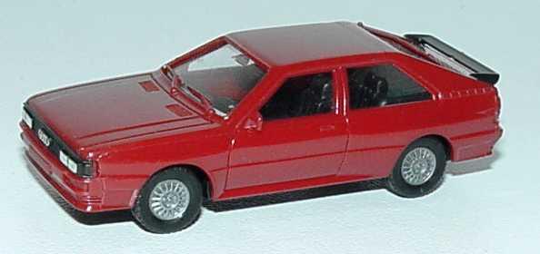 Foto 1:87 Audi quattro weinrot herpa 2044