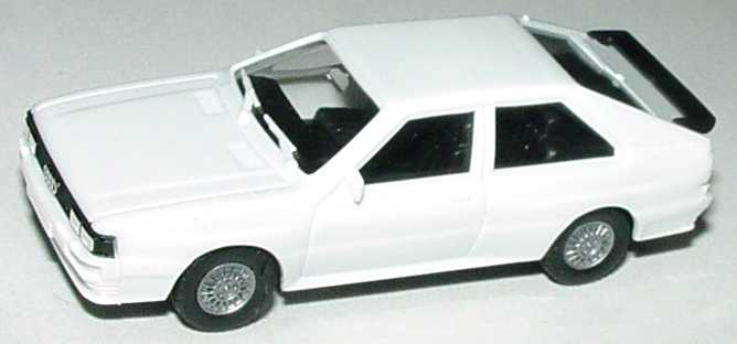 Foto 1:87 Audi quattro weiß herpa 2044
