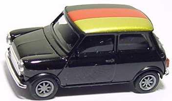 Foto 1:87 Austin Mini Cooper Deutschland herpa 021210