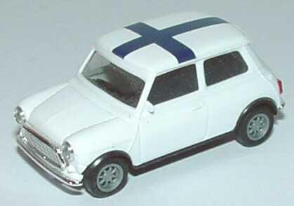 Foto 1:87 Austin Mini Cooper Finnland herpa 021333
