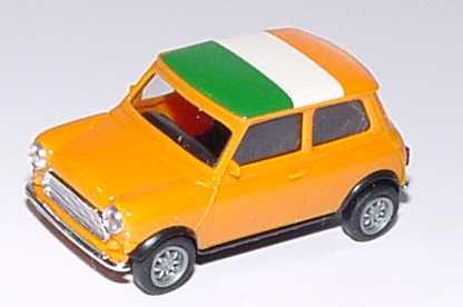 Foto 1:87 Austin Mini Cooper Irland herpa