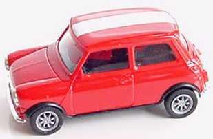 Foto 1:87 Austin Mini Cooper Österreich herpa