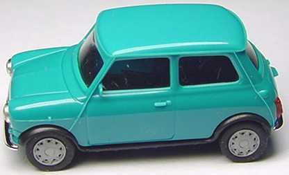 Foto 1:87 Austin Mini Mayfair türkis herpa 021197