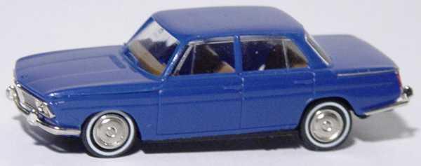Foto 1:87 BMW 1500 blau Brekina 22001